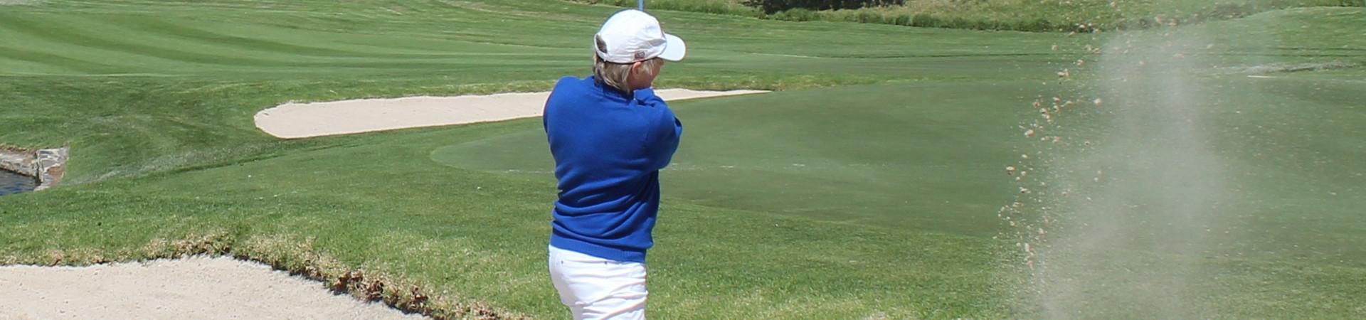 Sally Little Golf